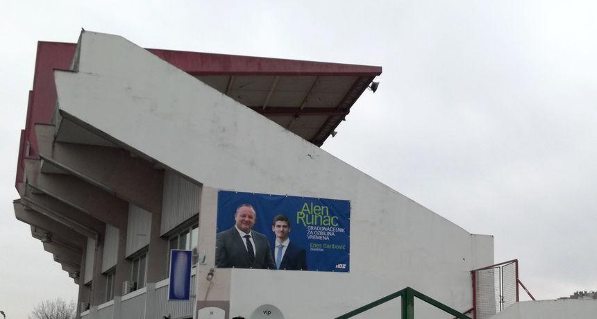 GONG o Runčevom plakatu na Slobodi: 'Ovakvo postupanje budi sumnju na sukob interesa'