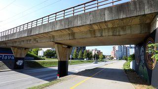 Koranski most u Karlovcu