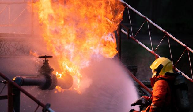 eksplozija plina