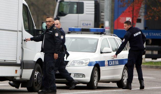 Policijska akcija kod Karlovca