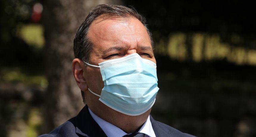 Ministar Beroš demonstrativno izašao iz kafića zbog neugodne situacije: 'Želio sam popiti kavu, ali...'