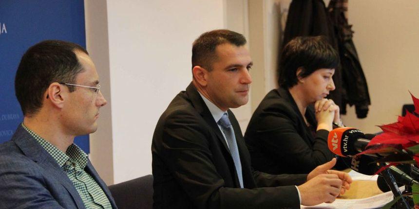 Predsjednica prihvatila prijedlog župana o povećanju prosjeka plaće