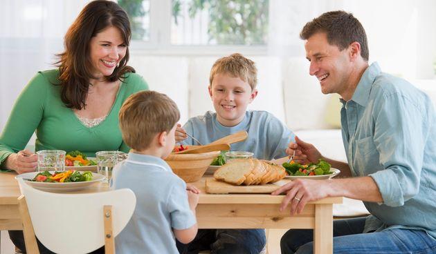 obitelj obrok