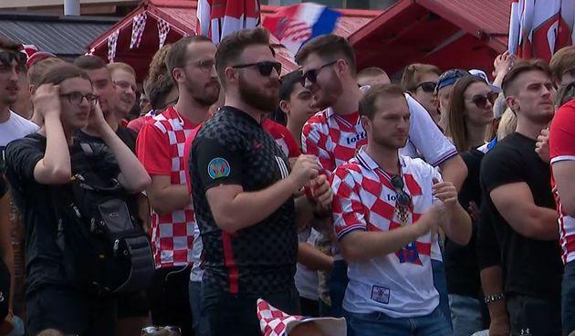 Euro je u Hrvatsku vratio pozitivu: Iako smo izgubili, Hrvati su navijali kao da smo odnijeli pobjedu
