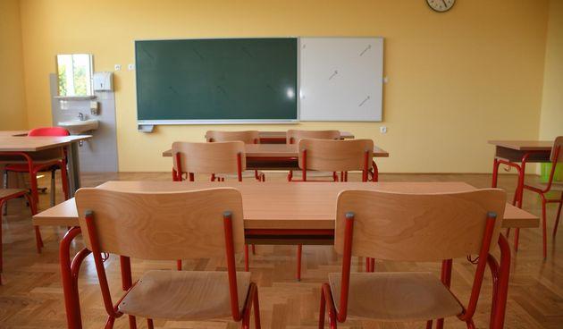 Škola, učionica