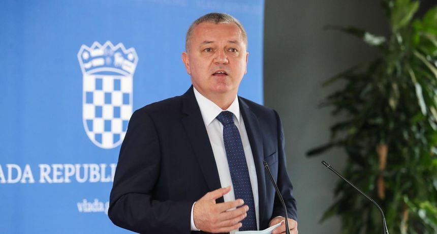 HORVAT U UTRCI ZA ŽUPANA? Nakon ostavke Posavca, HDZ će kandidirati Darka Horvata?