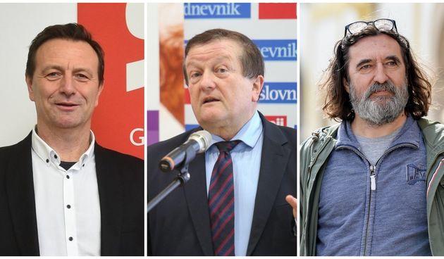 Neven Bosilj, Damir Boras, Ivan Čehok