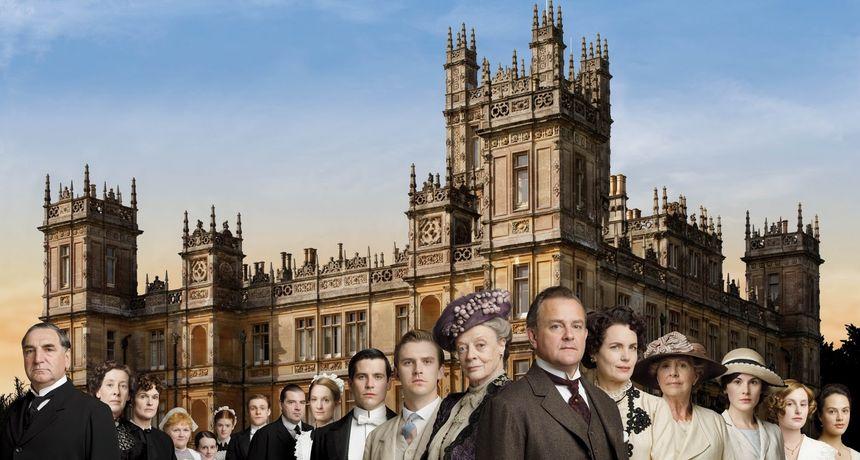 Jedna od najuspješnijih britanskih serija 'Downton Abbey' na Passionu!