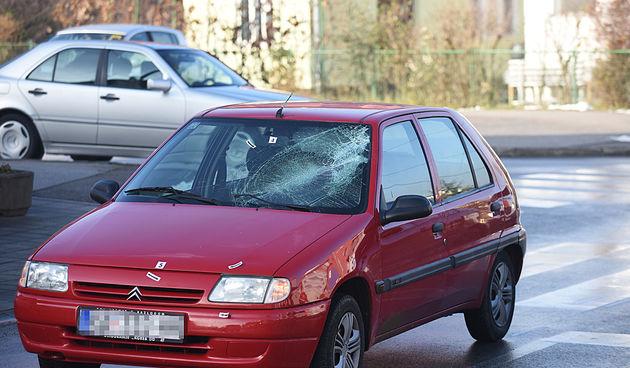 Prometna nesreća u Luščiću 7. prosinca 2020.