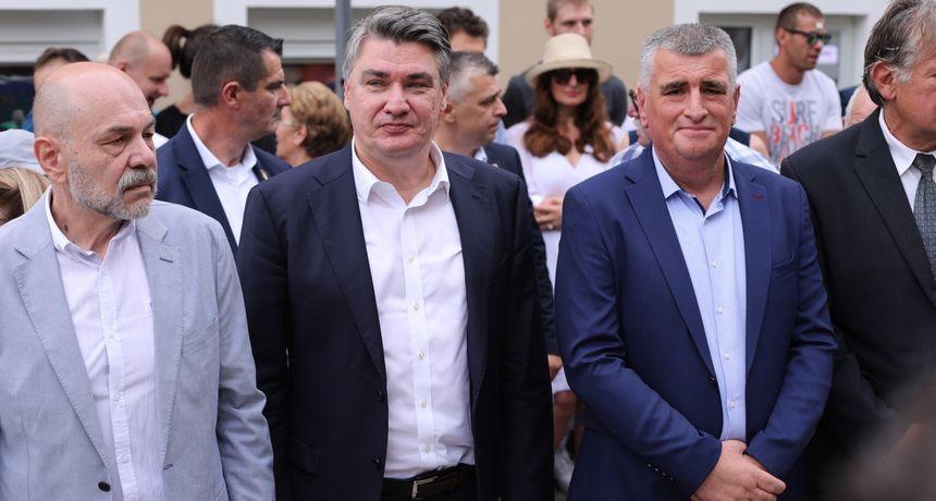 VIDEO Milanović o (ne)dolasku generala u Knin: 'Tko je najavio bojkot? Đakić nije general, on je propalica'