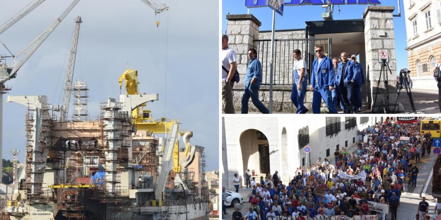 Uprava Uljanika izabrala strateškog partnera: 'Sposobni smo poslovanje brodogradilišta napraviti održivim'