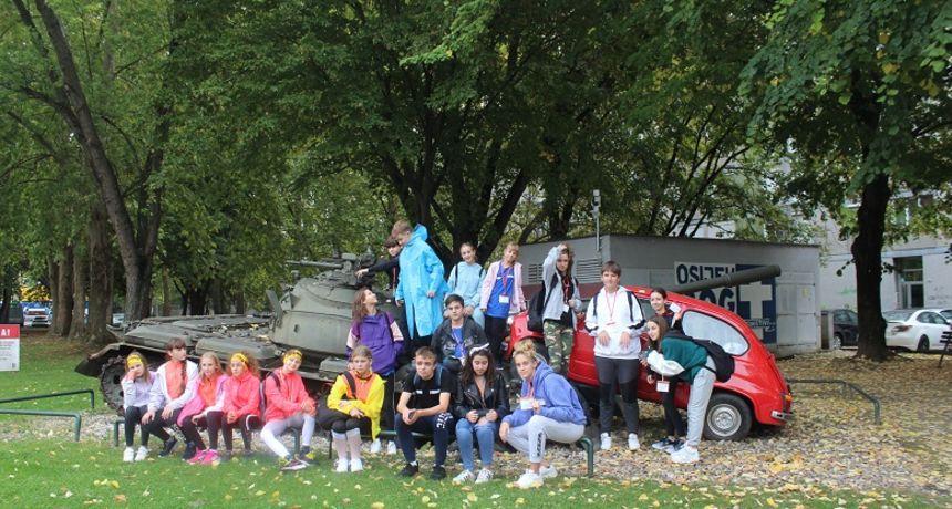 Slovački i rumunjski učenici i učitelji gostovali u Višnjevcu