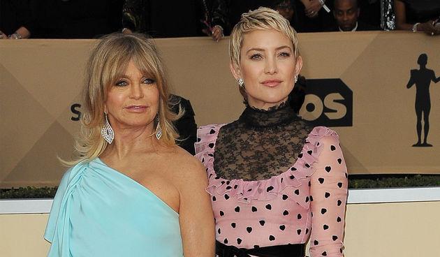 Kate Hudson i Goldie Hawn