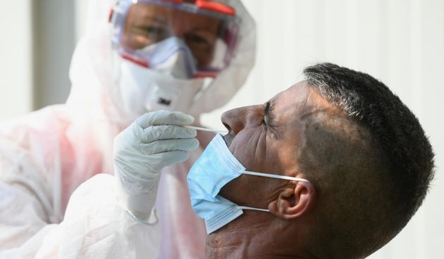 koronavirus, testiranje