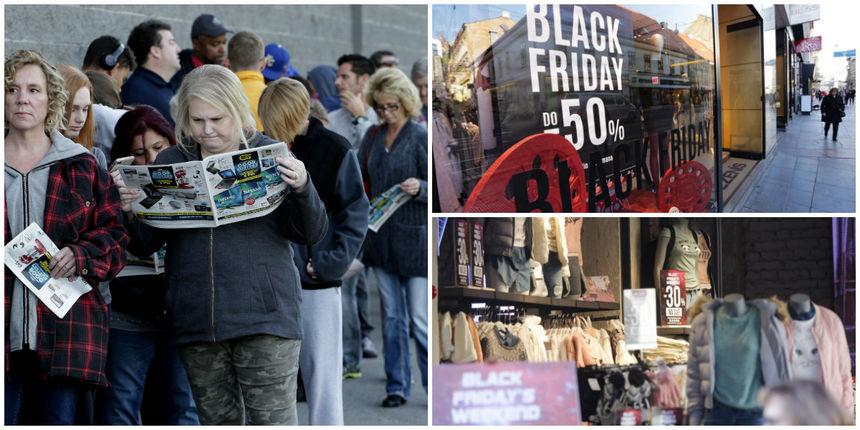 Crni petak: Donosimo pregled trgovina s najboljim popustima i savjete kako se zaštititi od prevara