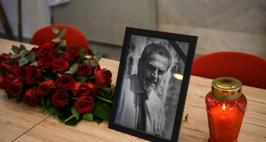 Pogledajte gdje će biti pokopan Milan Bandić. Najbliži grob udaljen je pet metara
