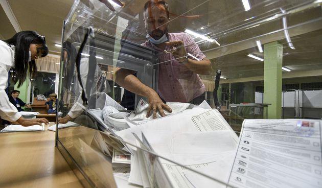 Izbori u Rusiji
