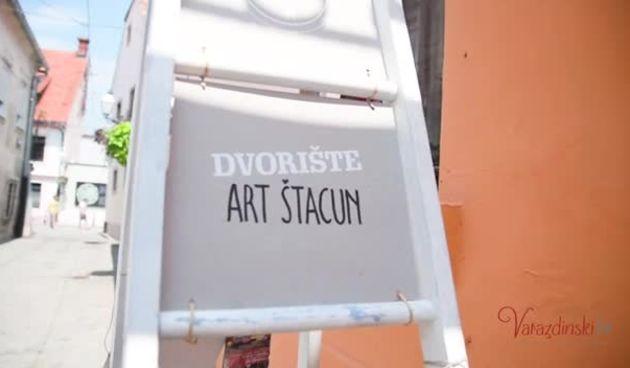 VIDEO Tajne varaždinskih dvorišta: Brojni posjetitelji uživali u raznovrsnim umjetničkim, edukativnim i zabavnim programima (thumbnail)