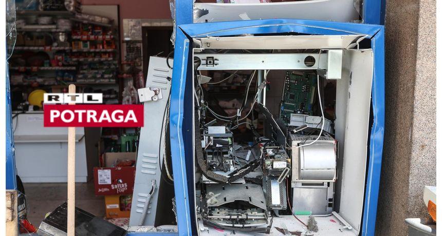 Sve češći napadi na bankomate eksplozivom: Potraga istražuje zašto će to uskoro biti beskorisno i kako se HNB priprema za uvođenje eura