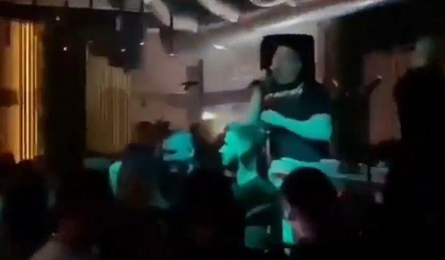 Korona party u Beogradu