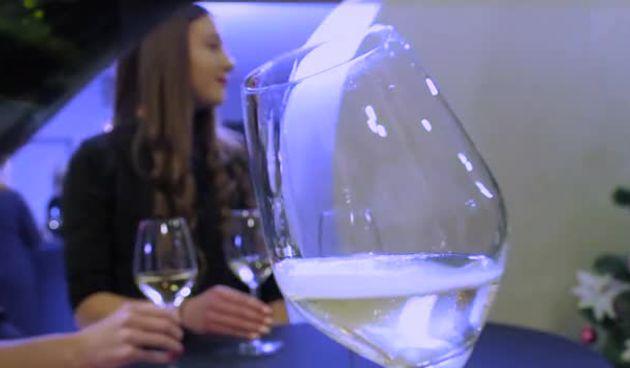 Reotvorenje novog frizerskog salona 'the BACKSTAGE' uz izložbu slika i degustaciju vina (thumbnail)