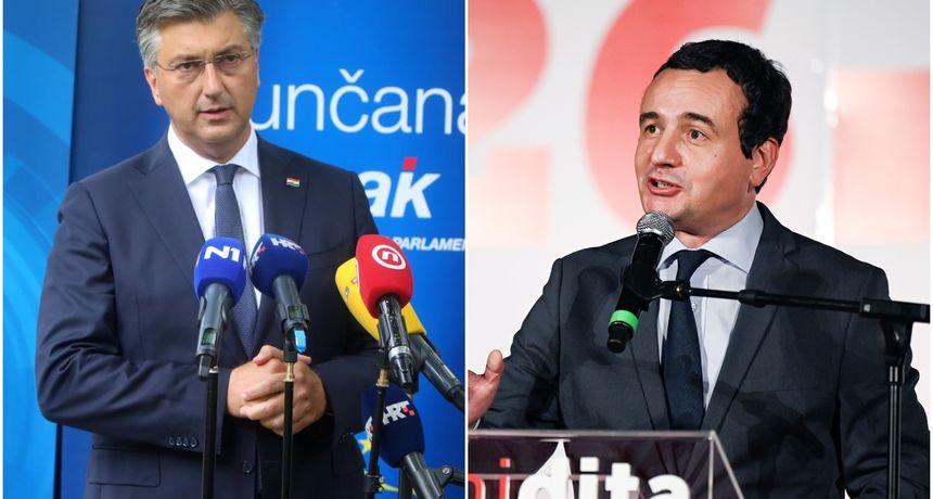 Kosovski premijer dolazi u Slavonski Brod gdje će s Plenkovićem posjetiti ozlijeđene u bolnici