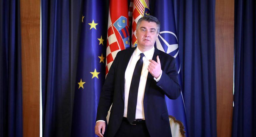 Milanović: 'Šest dana su nas ignorirali, a onda me nazvao glavni tajnik NATO-a i sve smo riješili u pola minute'