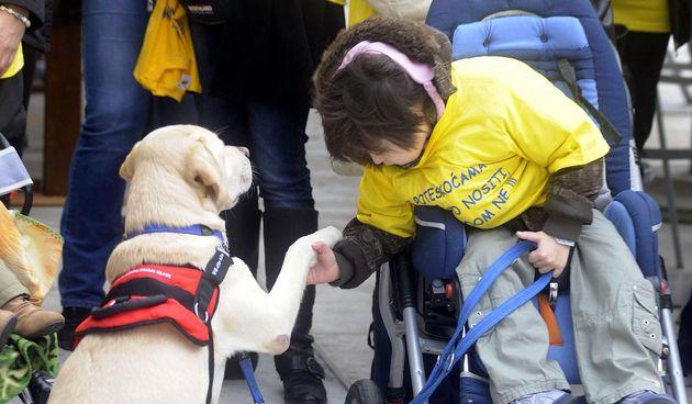Djeca s invaliditetom
