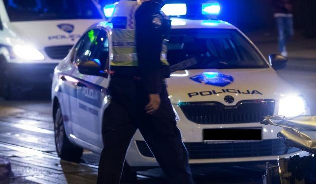 policija, prometna nesreća (ilustracija)