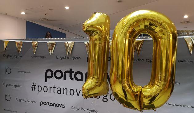 Popusti za 10. rođendan Portanove