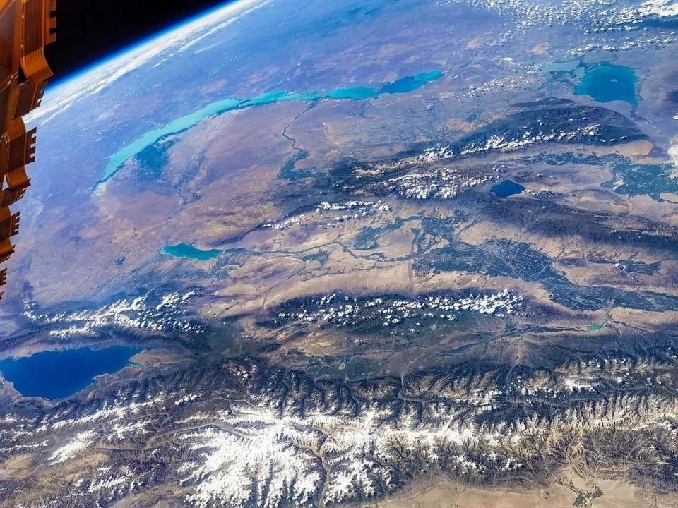 Fotografije Zemlje kineskih astronauta