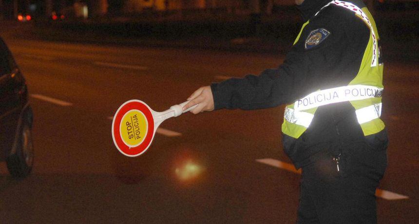 VELIKA SUBOTNJA AKCIJA Međimurskoj policiji posebno na 'piku' pijani i mladi vozači