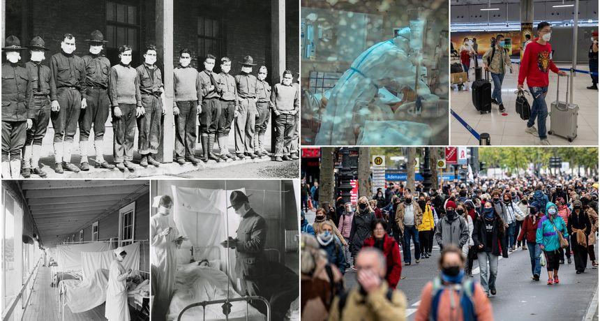 Što nas je naučila španjolska gripa i kako spriječiti da se smrtonosni drugi val ponovi i danas?