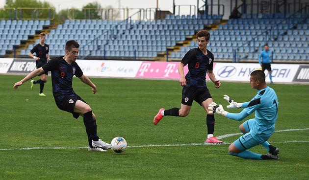 Nogomet: Hrvatska - Bugarska 5. svibnja 2021.