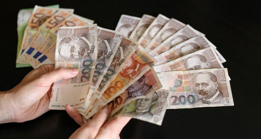 Policija upozorava: U opticaju se pojavile lažne novčanice od 50 kuna