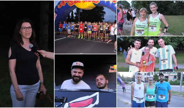 Na Čakovečkom noćnom ceneru više od 580 trkača utrčalo u ljeto