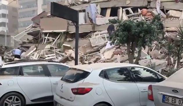 Potres u Turskoj