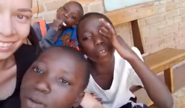 Djeca u Tanzaniji