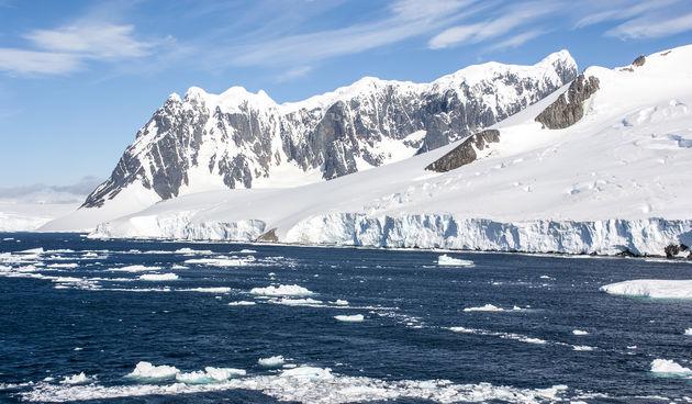 Antarktika i Grenland ledene ploče