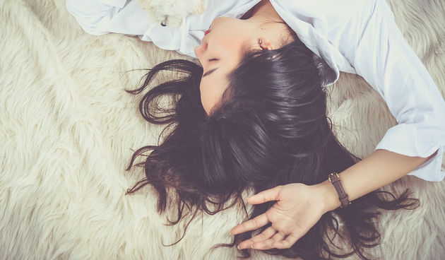 San, snovi, spavanje, krevet