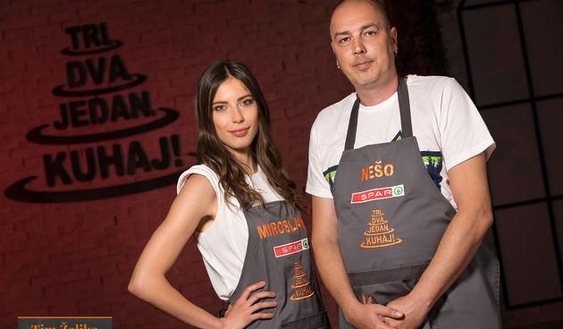 Miroslava Bernat (24) i Nebojša Rančić (46)