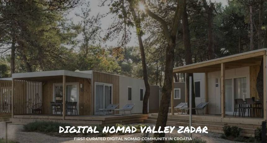 U Zadar stiže 89 digitalnih nomada!