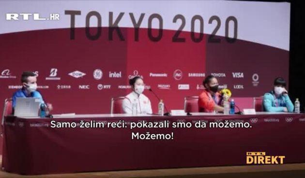 Puno zaraženih, mala zarada i strogi Japanci. Hrvatski taekwondaši: 'Sve nam je zabranjeno, ne smijemo iz Olimpijskog sela' (thumbnail)
