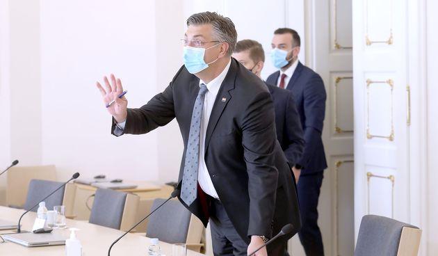 VIDEO Plenković nakon sastanka s umirovljenicima otkrio koliko će iznositi Covid dodatak