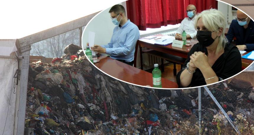 Budimo grad o otpadu u Poljani Biškupečkoj: 'Čehok je odlučio smjestiti novoj vlasti odmah na početku mandata'