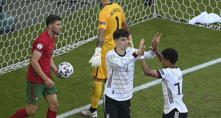 Njemačka - Portugal