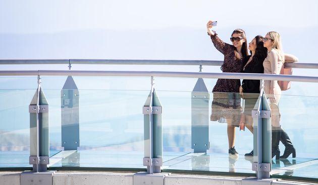 Skywalk - predivan pogled s Biokova samo za hrabre