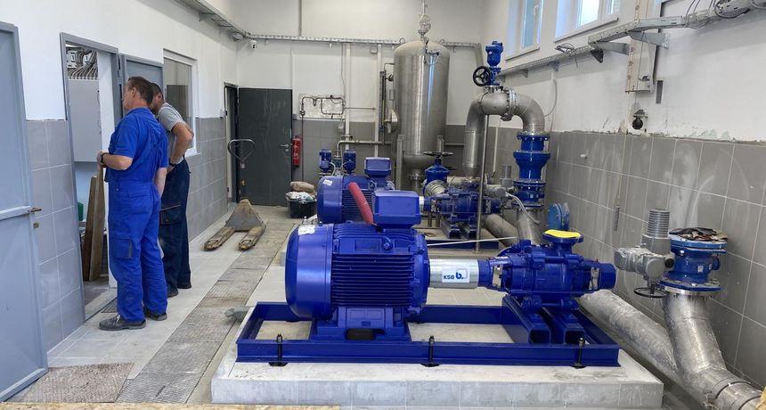 Do kraja lipnja završetak prve faze radova vrijednih 3 milijuna kuna na vodocrpilištu Novigrad - opremu iz 1968. godine zamijenila nova