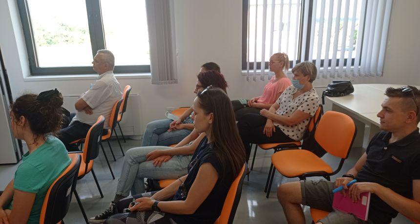 Predstavljen program Info centra za mlade u gradu Valpovu