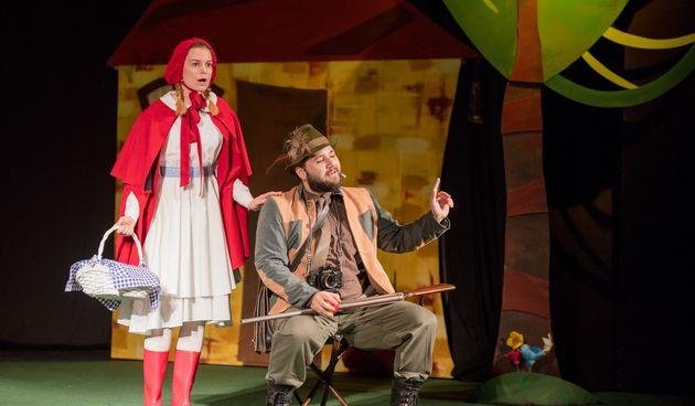 Veseli početak 2020. uz Zimske radosti u Dječjem kazalištu